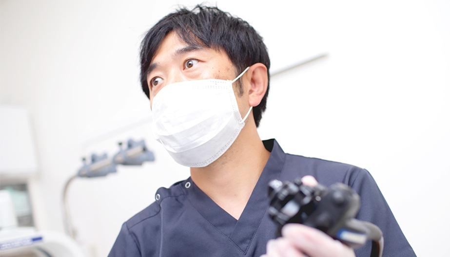 内視鏡検査と手術はすべて専門医が行います
