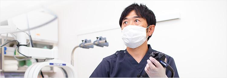大腸内視鏡検査なら生検で病気の確定診断を行ったり前がん病変である大腸ポリープの切除による大腸がんの予防や、大腸がんの早期発見・治療が可能です