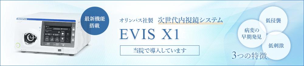 EVIS X1
