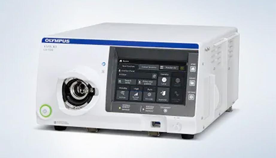拡大機能や特殊光(NBI)観察機能が搭載された